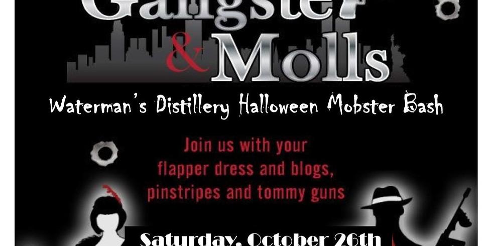 Waterman's Halloween Mobster Mash!