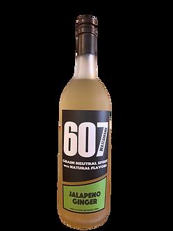607 Jalepeno Ginger