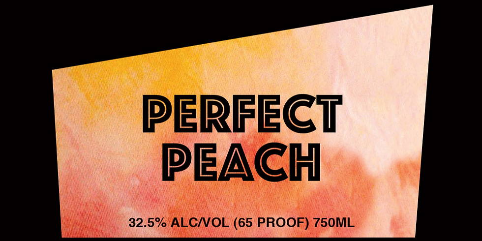 Perfect Peach Flavor Release Party!