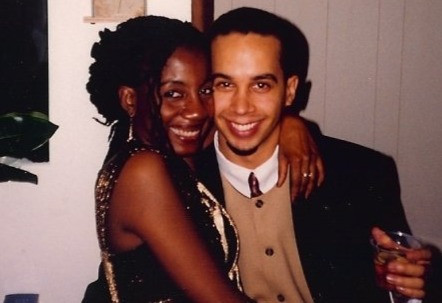 Teri and Hayes circa 1998.jpg