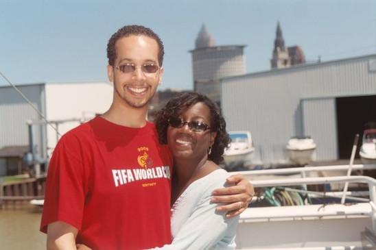 Teri and Hayes 2007.jpg