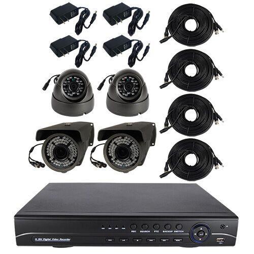High Definition Surveillance Systems