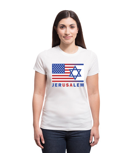 T-SHIRT JERUSALEM