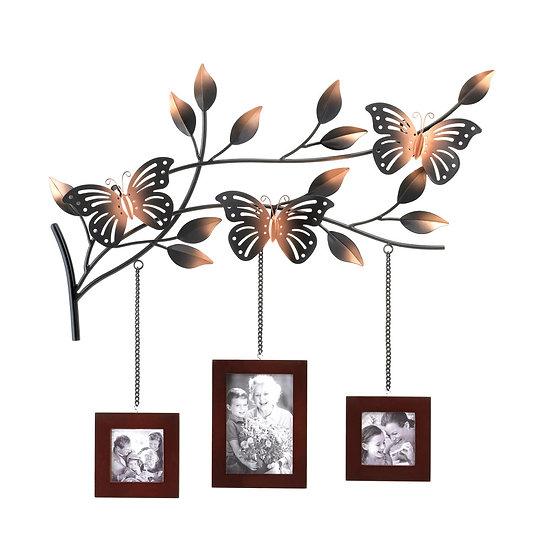 Butterfly Frames Wall Décor