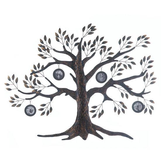 Family Tree Photo Wall Décor