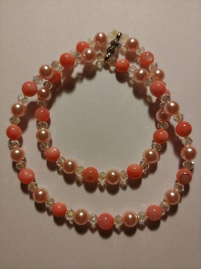 """DIAMONDS & PEARLS"" Throne Room Worship Bracelet"