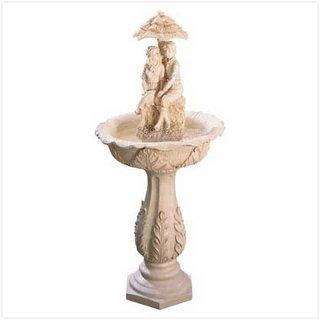 Statue Water Fountain