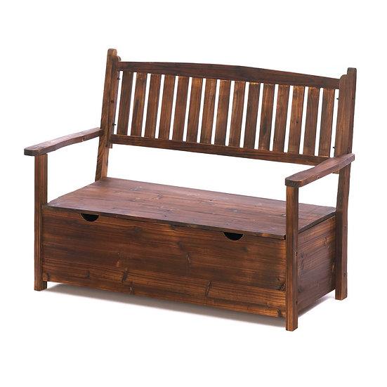 Garden Grove Storage Bench