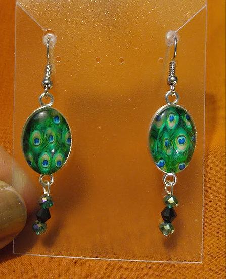 """SEER OF COUNSEL"" Earrings"