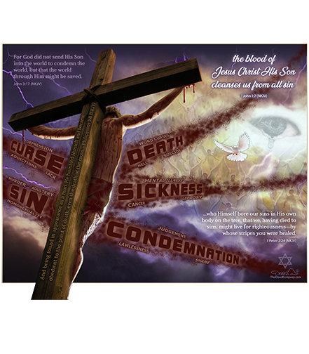 T-Shirt - The Cross