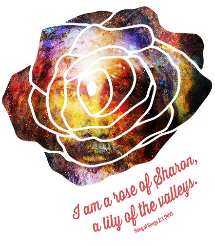 T-Shirt - Rose of Sharon