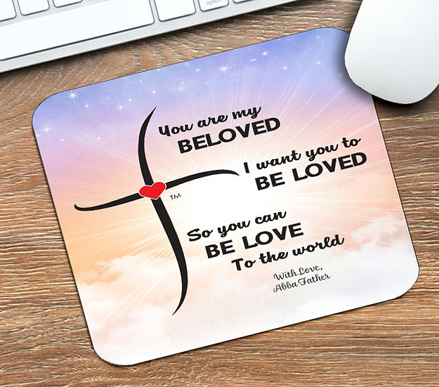 Beloved Mouse Pad