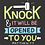 Thumbnail: T-Shirt - Knock and it will be opened to you