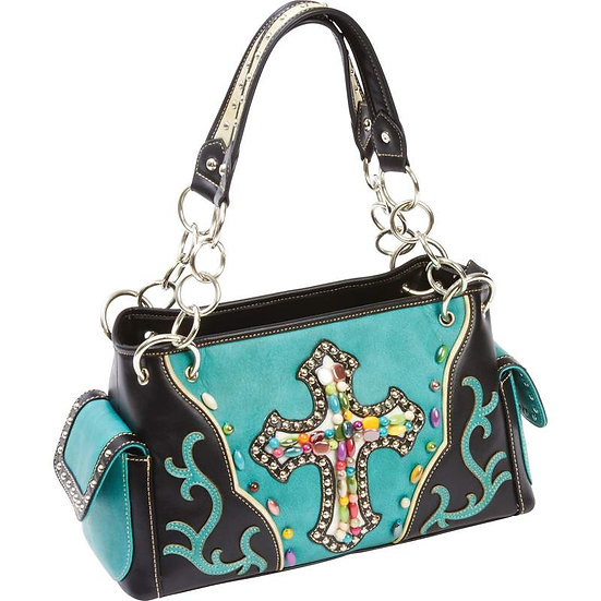 "Casual Outfitters"" Ladies' Fashion Cross Purse"