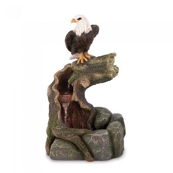 Majestic Eagle Fountain