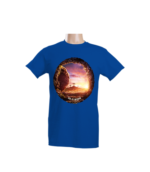 T-Shirt - He is Risen