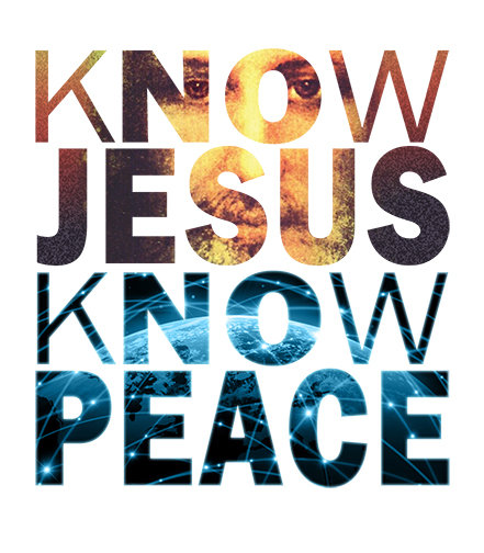 T-Shirt - Know Jesus