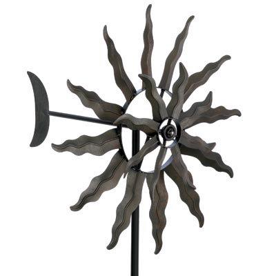 Tuscan Sun Garden Windmill