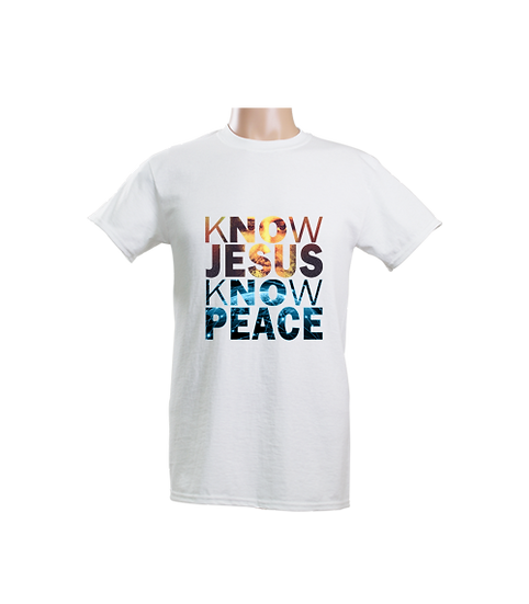 T-Shirt - Know Jesus