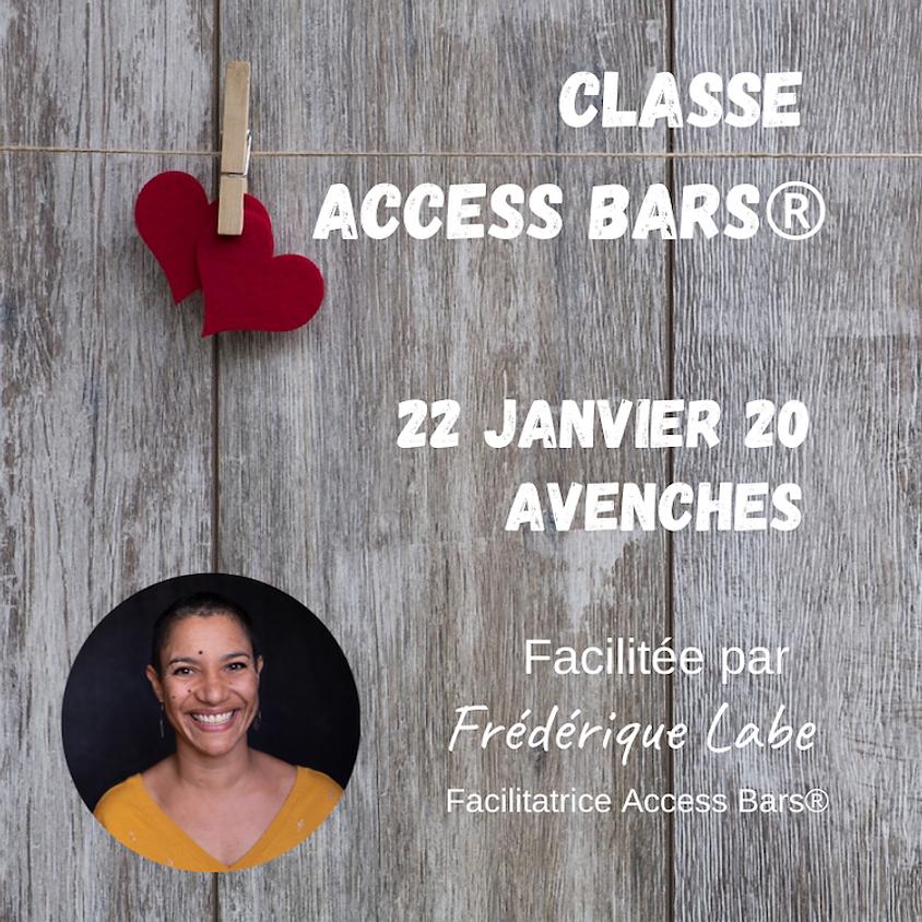 Formation Access BARS® 22 janvier 2020
