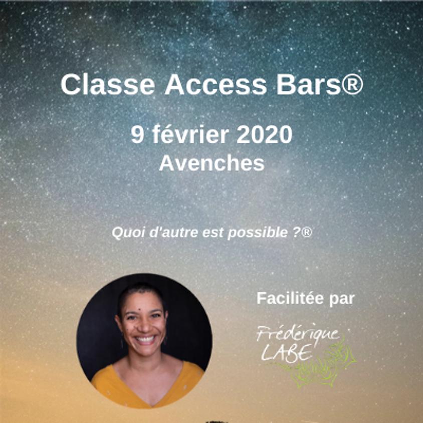 Formation Access BARS® 9 février 2020