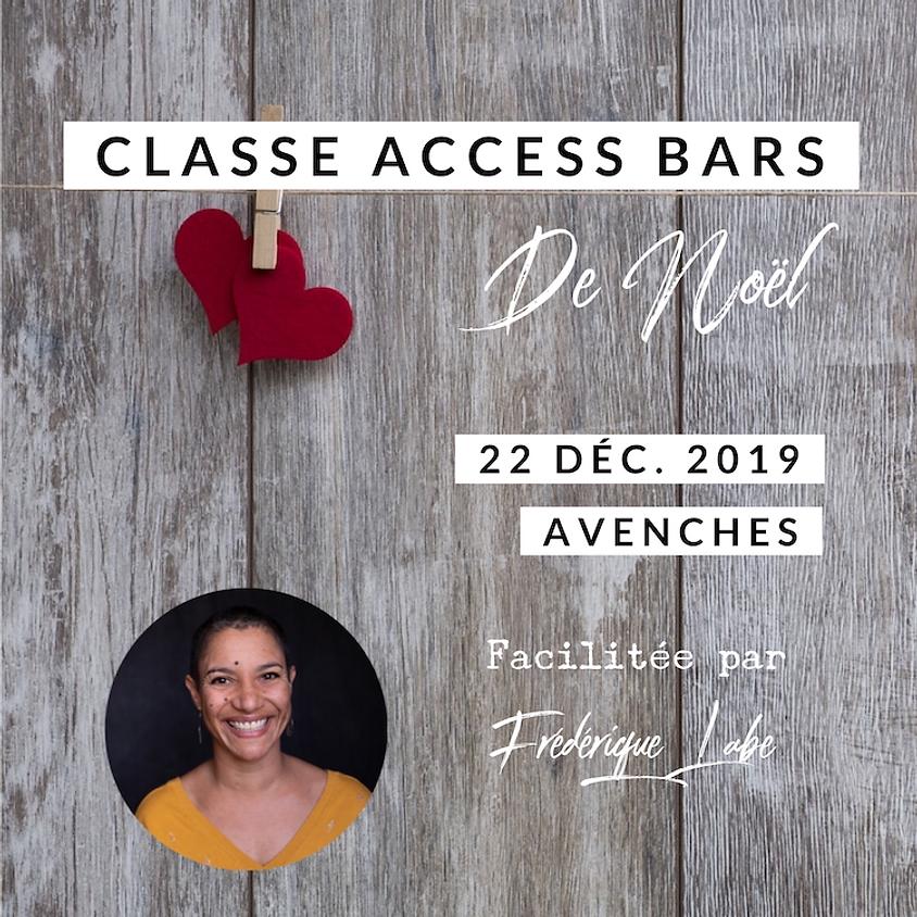 Formation Access BARS® 22 Décembre 2019