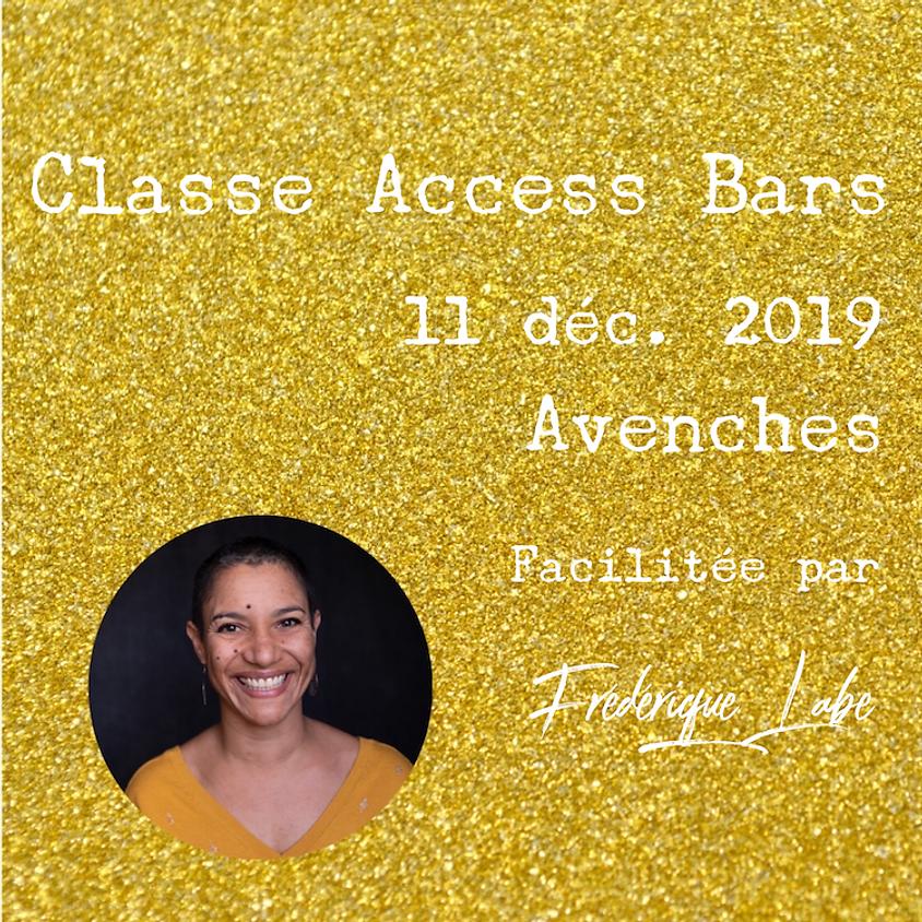 Formation Access BARS® 11 Décembre 2019