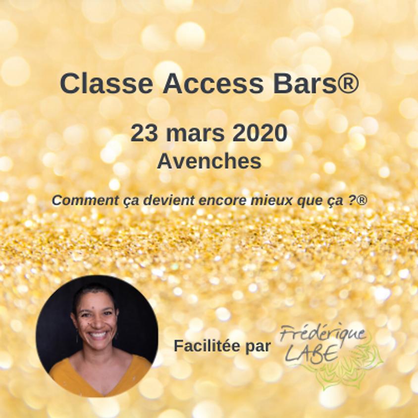 Formation Access BARS® 23 mars 2020