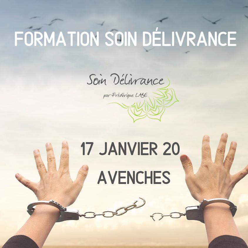 Formation Soin Délivrance Niveau 1 - 17 janvier 2020