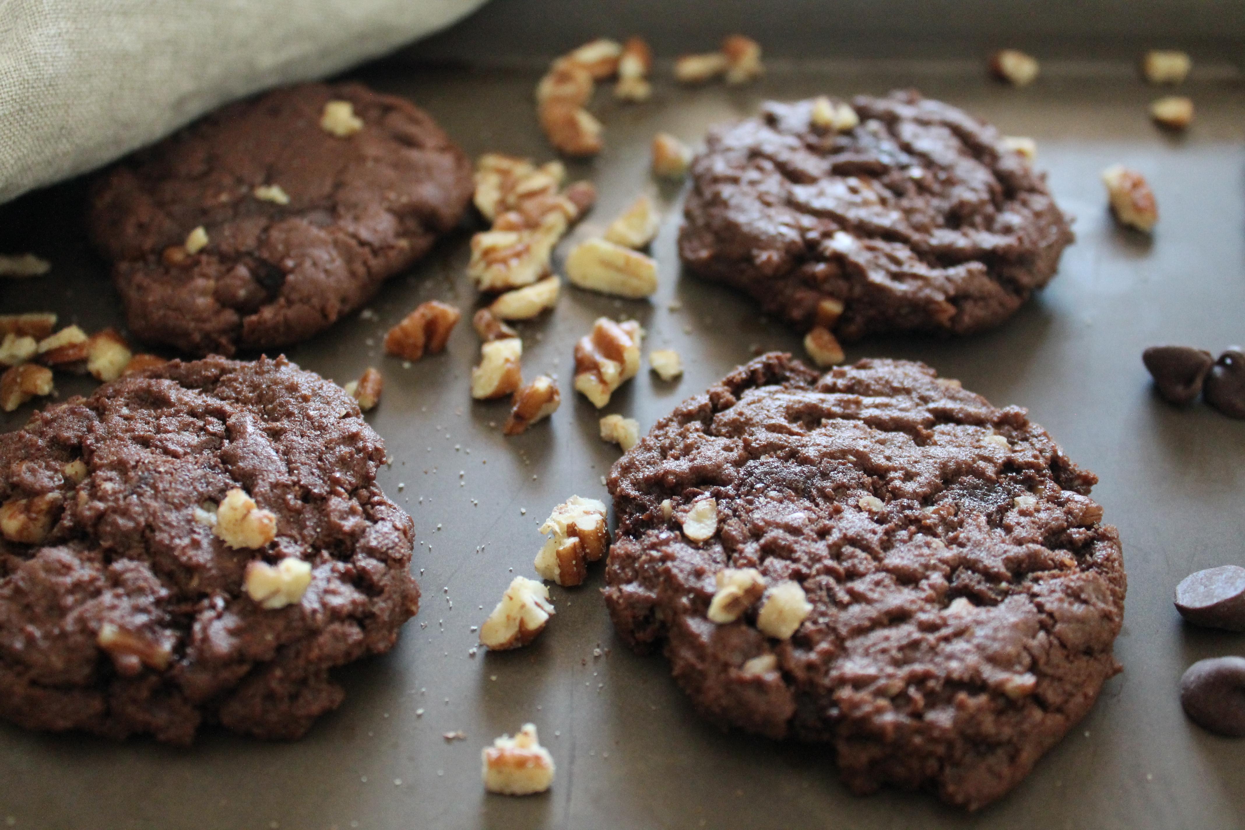 Indulgent cookies