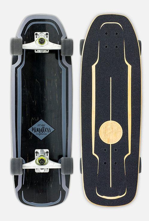 SURF SKATE BLACK
