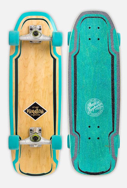 SURF SKATE GREEN