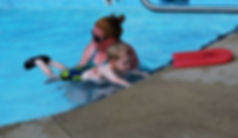 Cori Walker swim lessons in Garner Wake County