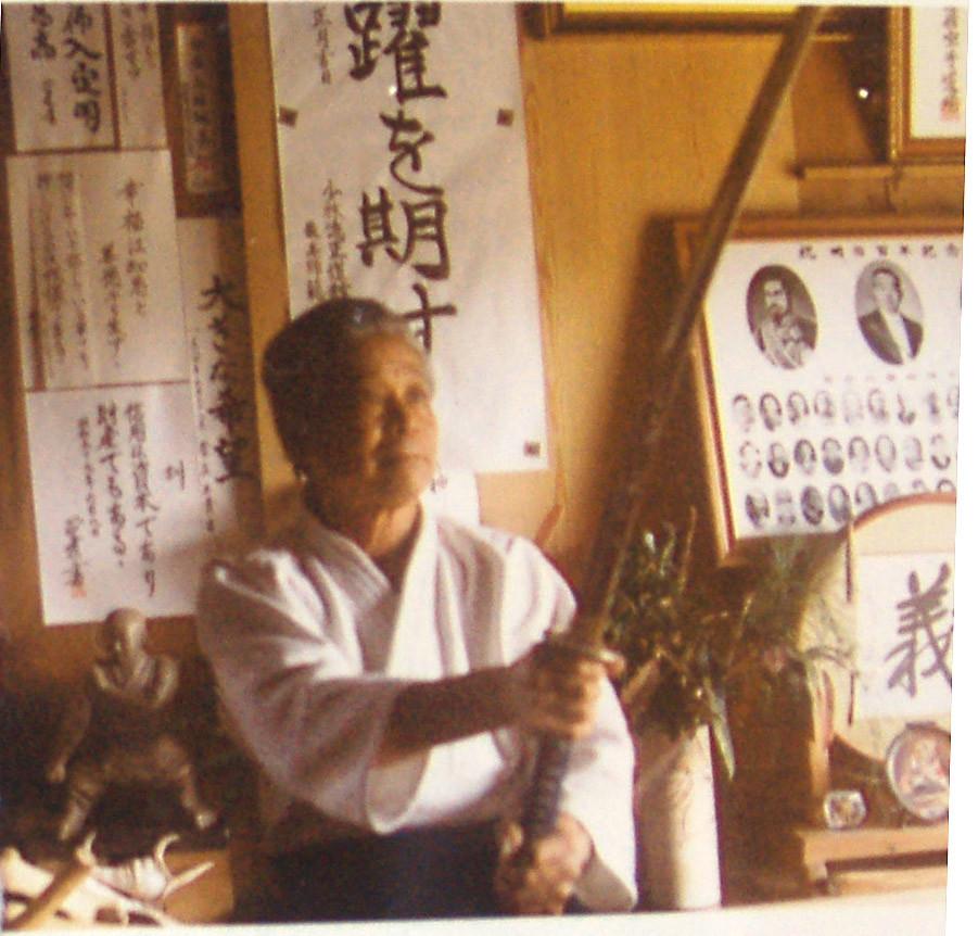 Toma Seiki Sensei