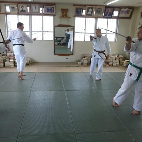 Kodokai Students