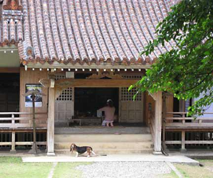 Shrine Visit