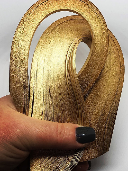 Hand-Gilded Gold Paper