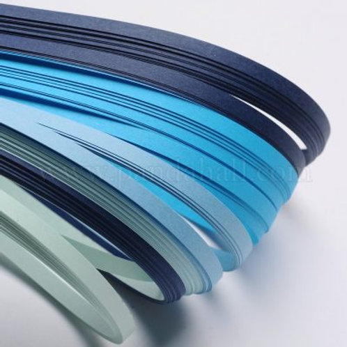 120 x 5mm paper quilling strips