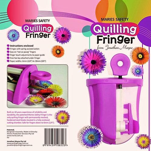 Adjustable Quilling Fringer