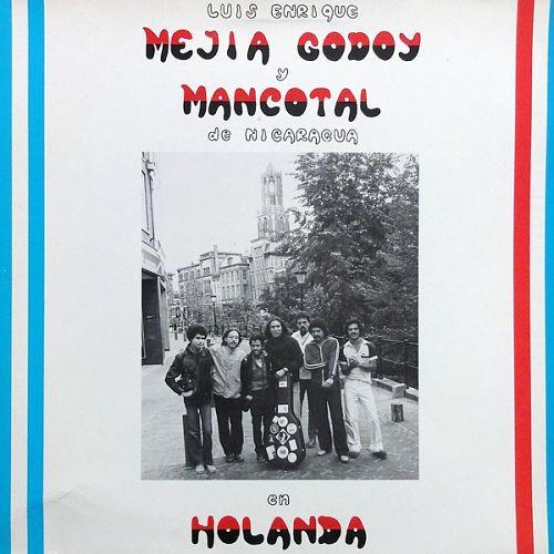Luis Enrique Mejía Godoy y Mancotal en Holanda