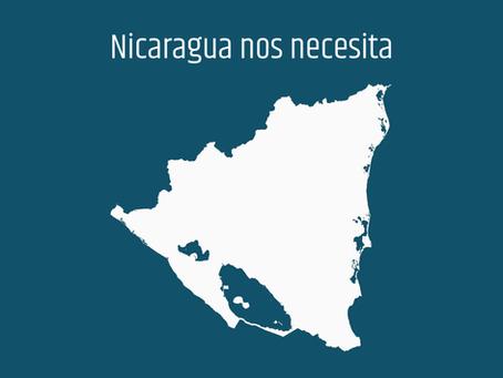 Nicaragua nos necesita