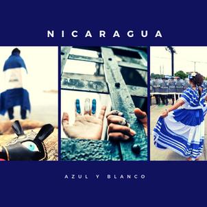 Nicaragua Azul y Blanco