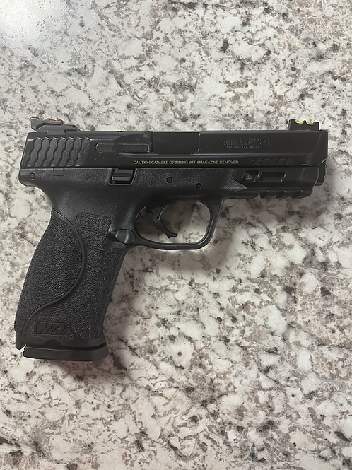 Smith&Wesson M&P Pro Series 2.0   9mm