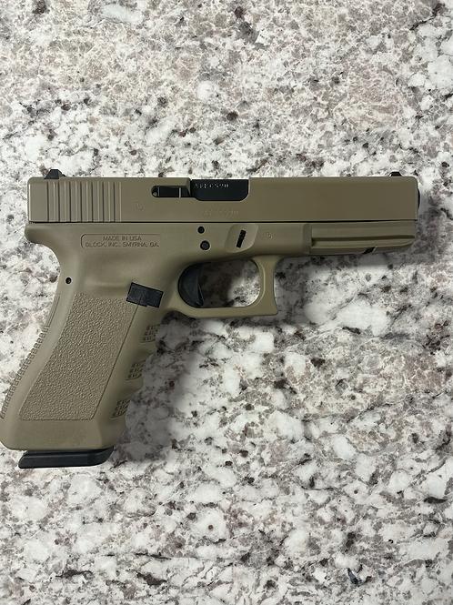 Glock 17 Gen3 FDE 9mm