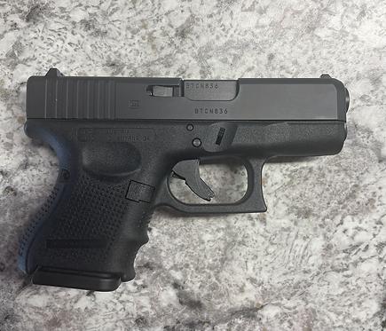 Glock 33 Gen 4 .357Sig