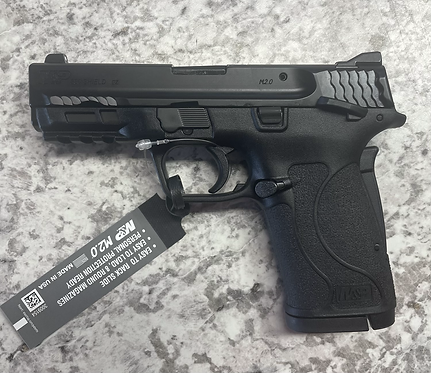 Smith&Wesson M&P EZ 380 w/ thumb safety
