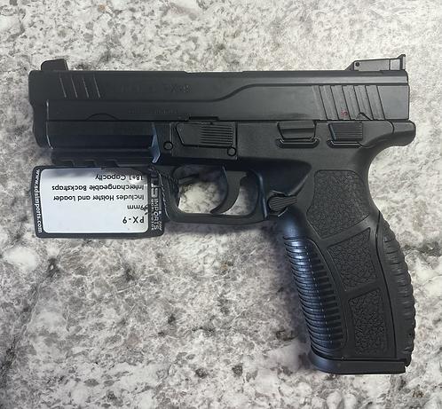 Tisas Arms Zigana PX-9  9mm
