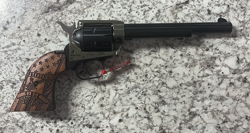 Heritage Firearms Rough Rider 22LR