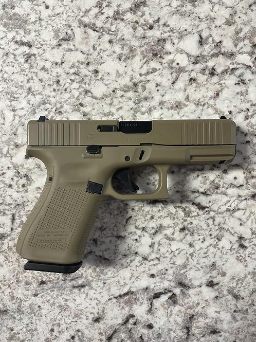 Glock 19 Gen 5 FDE 9mm