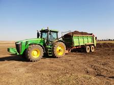 Fertilizer Wagon